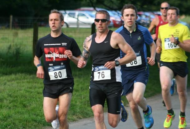 Fin Saunders (76), Chris Aldridge (80)
