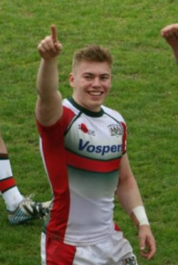INJURED: Tom Putt has dislocated his shoulder