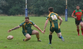 Plymstock Albion Oaks and Tamar Saracens take positives out of pre-seasonclash