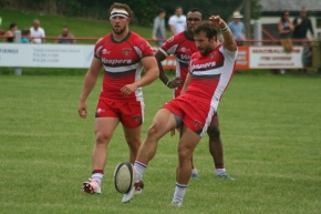 Plymouth Albion trio named in England Counties squad for Scotlandmatch