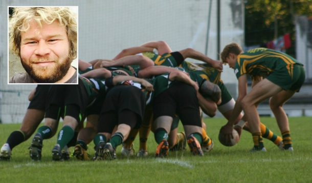 Tim Mathias will not be packing down in Oaks scrum this season