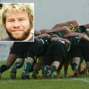 Plymstock Albion Oaks coach Mathias says his playing days are over