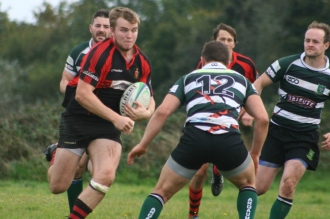 Plymouth Argaum v Tavistock Mark Friend