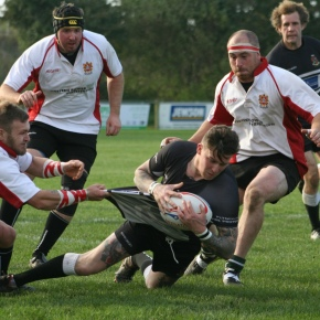 GALLERY: Old Techs keen to take positives out of narrow cup finaldefeat