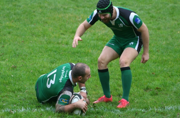 Lewis Paterson scores for Ivybridge