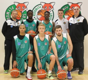 Plymouth Raiders Academy players pushing hard for professional basketball careers