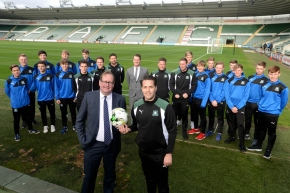 City College and Argyle team up to offer post-16 scholarship programme