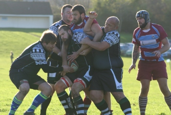 DHSOB try to keep the ball from OPMs