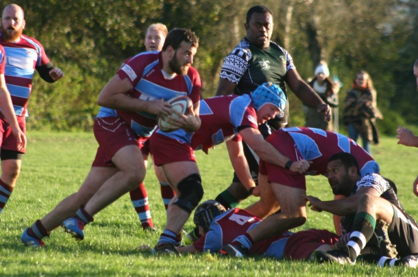 OPMs attack DHSOB during their Devon Two clash