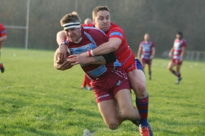RUGBY ROUND-UP: Ivybridge slip up at Lydney, but Services move top of their league