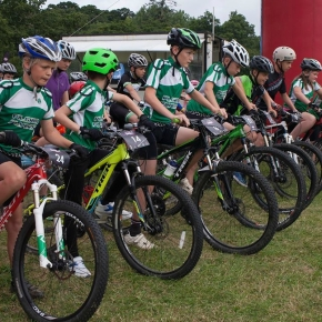 Pilgrim Flyers youth mountain bike club are in the running for top national award