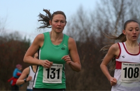 GALLERY: City of Plymouth's Blair retains Devon women's cross countrytitle