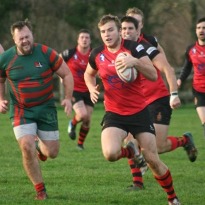 RUGBY ROUND-UP: Ivybridge leave it late to beat Salisbury, while Services winagain
