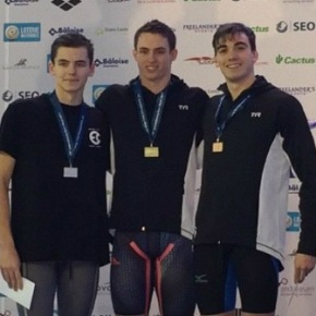 Double joy for Leander's Proud at Luxembourg Euro Meet event