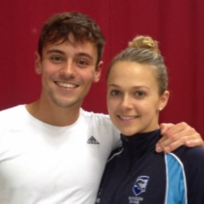Couch and Daley ready for World Diving Series event inKazan