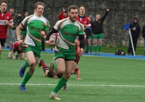 RUGBY REPORTS: Saltash close in on Twickenham after ending Winscombe's unbeaten run