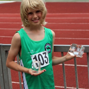 Plymouth's Jones leaps clear at the top of UK under-13 pole vaultrankings