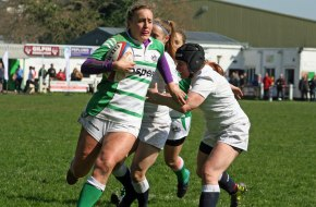 GALLERY: Plymouth centre Higgins claims four tries as Devon Ladies beat England DeafRugby