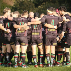 Tamar Saracens prepare for a big weekend at the Parkway