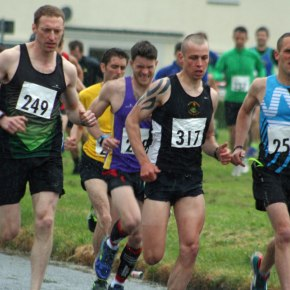 GALLERY: Pictures from the start of the Saltash Half Marathon