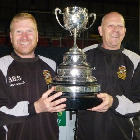 Old Techs coach Bedford-Smith praises his side's character after Lockie Cup win