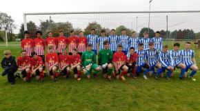 Elburton Villa have two teams preparing for Devon Cup finals