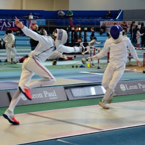 Plymouth fencers selected to travel to Russia for Cadet European Champs