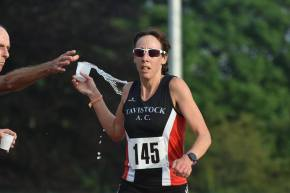 Tavistock athletes among medal winners at Devon 10,000m Championships
