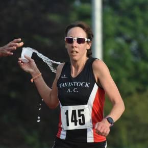 Tavistock athletes among medal winners at Devon 10,000mChampionships