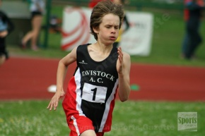 Athletes among the medals at Exeter Combined Events Open Meet