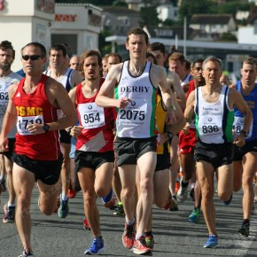 GALLERY: Region's athletes impress at Torbay Half Marathon