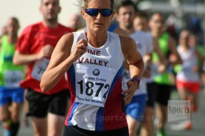 Erme Valley's Thorn and Tamar Trotters' Ezra in top three at Great West Run