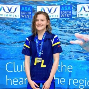 Plymouth Leander enjoy success at ASA South West Age Group Champs