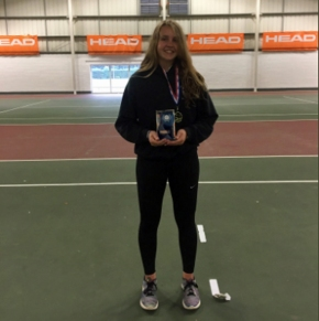 Plymouth College modern pentathlete Mitchell wins British under-19 title