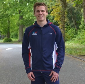 Plymouth's Weymouth to compete in high diving event at World Champs in Budapest