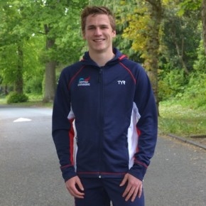Weymouth named in GB's team for World AquaticChampionships