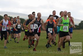 GALLERY: Pictures from Plymouth Harriers' Six Moor Milesrace