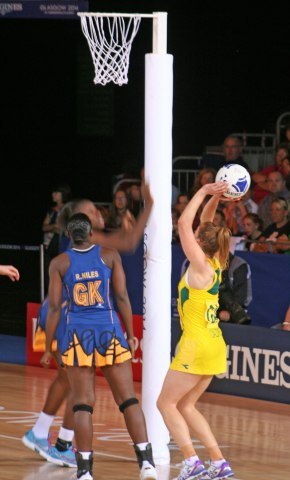 Plymothians urged to give netball a go if they want to get fit and havefun