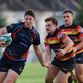 Services come from behind to claim narrow win over Saltash at the Rectory