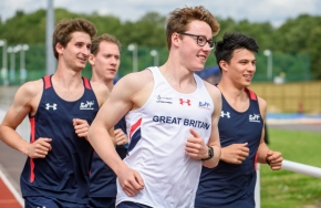 Plymouth pentathlete Pillage impresses at first international event of 2019