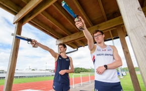 Pentathlete Pillage wins team silver medal with GB at World Champs in MexicoCity