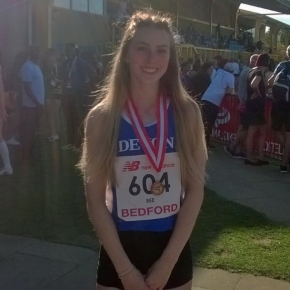 ATHLETICS ROUND-UP: Plymouth's Bee claims another nationalmedal