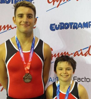City of Plymouth TGC duo win medals at British Championships in Liverpool