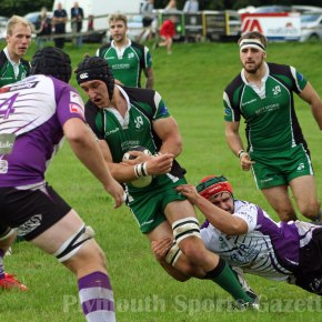 RUGBY ROUND-UP: Ivybridge and Services both let big leads slip against Devon rivals