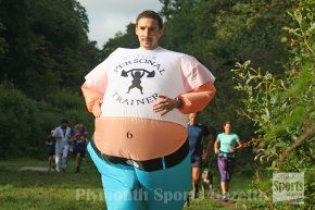 GALLERY: Runners turn out in force to celebrate Parkrun birthday in style