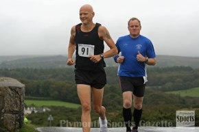 GALLERY: Pictures from day one of the Plym Trail Autumn Marathon Weekend