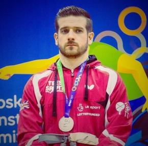 Wetherill feeling positive ahead of next week's World Para Table TennisChamps