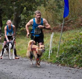 Inaugural South West Cani-Cross Series is up and running