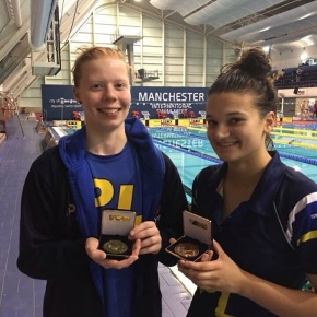 Plymouth Leander swimmers enjoy success at Manchester InternationalMeet