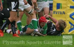 Plymouth region is well represented in Devon under-18 rugbysquad
